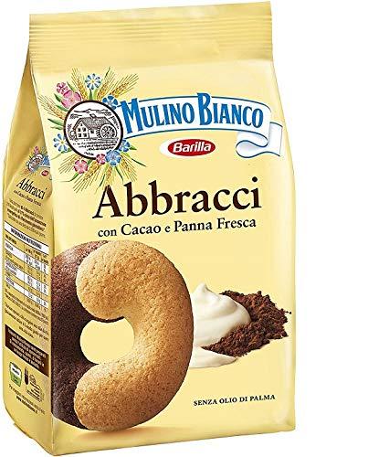 6x Mulino Bianco Kekse Abbracci 350g Italien italien biscuits cookies kuchen