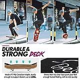 Zoom IMG-2 beleev skateboard 31 x 8