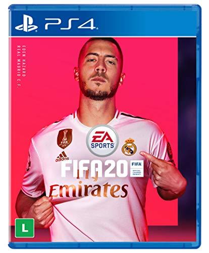 FIFA 20 - Edição Padrão - PlayStation 4