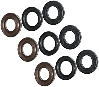 Ultimate Washer Replacement for General Pump Seal Packing Kit 69, 20mm, 3x3pcs