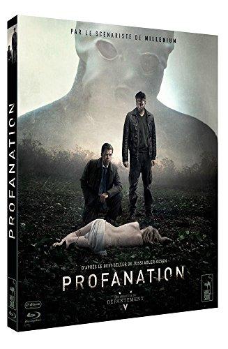 Les Enquêtes du Département V : Profanation [Blu-Ray]