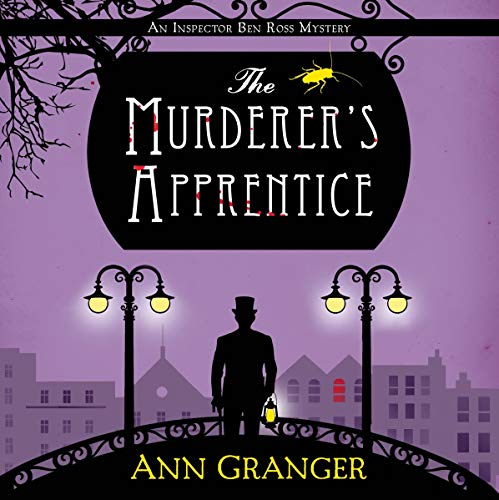 The Murderer's Apprentice audiobook cover art