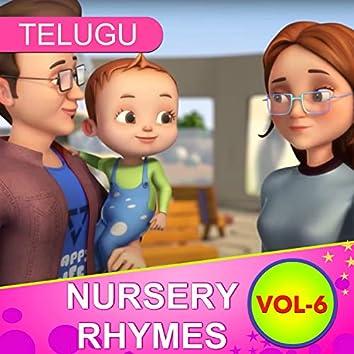 Baby Ronnie Nursery Rhymes in Telugu for Children, Vol. 6