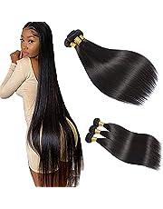 TIANTAI Brazilian Straight Human Hair 3 Bundles