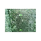Siepe Artificiale Finta Da Esterno - Rotolo 01x03 mt (3mq) - per Balconi Recinzioni Ringhiere Giardini