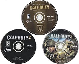 Call of Duty Soundtrack Collection - Volumes 1, 2, and 3