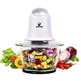 Best mini food chopper - POSAME Mini Food Processor Meat Grinders Electric,Small Kitchen Review