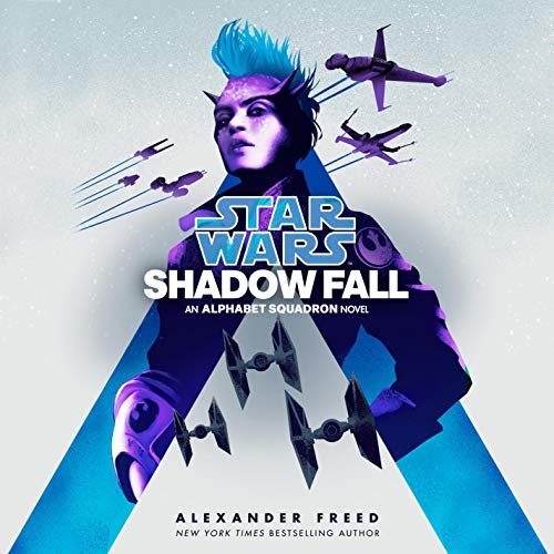 Shadow Fall (Star Wars) cover art