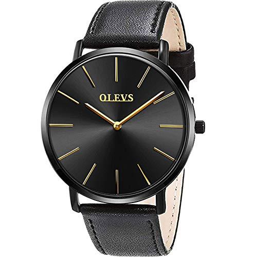 Mens Ultrathin 6.5mm Wrist Watch