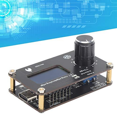 Mini osciloscopio para PCB, osciloscopio con pantalla digital Buen rendimiento de paso de corrientes grandes y pequeñas para equipos de bajo voltaje para módulo de mini osciloscopio
