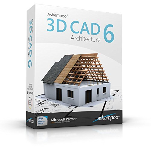 3D CAD Architecture 6 ashampoo (Product Keycard ohne Datenträger)