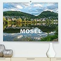 Von Trier nach Koblenz - Die Mosel (Premium, hochwertiger DIN A2 Wandkalender 2022, Kunstdruck in Hochglanz): 12 wunderbare Bilder einer Reise entlang der Mosel von Trier bis Koblenz. (Monatskalender, 14 Seiten )