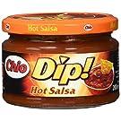 Chio Dip! Hot Salsa,6er Pack (6x 200 ml)