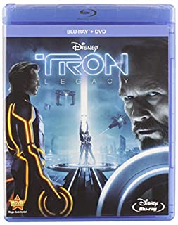 Tron: Legacy (Blu-ray + DVD) (B004K4IZ3G) | Amazon price tracker / tracking, Amazon price history charts, Amazon price watches, Amazon price drop alerts