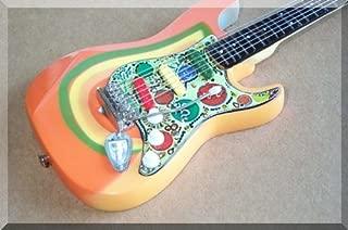 GEORGE HARRISON Miniature Guitar ROCKY