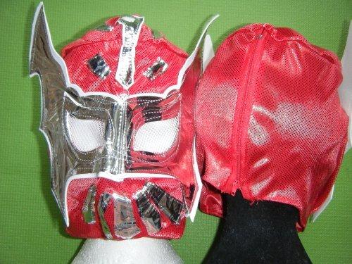 SIN CARA - Rouge Masque COMBATTANT