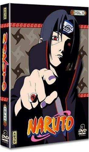 Naruto Vol. 9 - Coffret 3 DVD