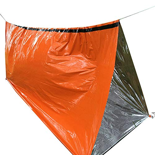 FHH Outdoor Tent Mosquito Net Triangle Portable Tent Mosquito Net Garden Camping Hiking Fishing
