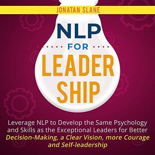 NLP for Leadership cover art