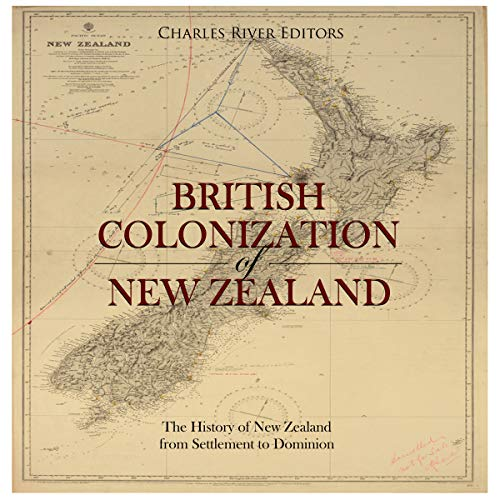The British Colonization of New Zealand cover art