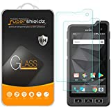 (2 Pack) Supershieldz for Sonim XP8 Tempered Glass Screen Protector, Anti Scratch, Bubble Free