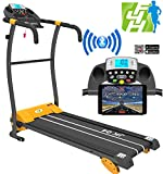 Fit4home healthmate JK-04 Motorized Folding Treadmill Exercise Machine Fitness Folding treadmill walking machines