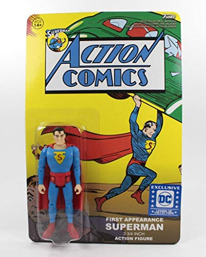 Action Comics : Superman Man of Steel Edition Exclusive Legion of Collectors