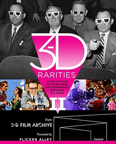 3-D Rarities, Volume II [Blu-ray] $25.99 - $25.99