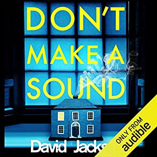 Don't Make a Sound cover art