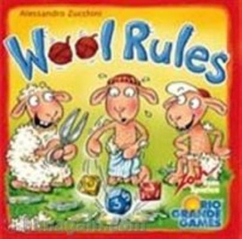 tienda de venta Rio Grande Juegos Wool Rules by by by Rio Grande Juegos  diseños exclusivos