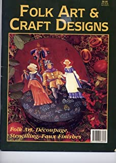 Folk Art & Craft Designs