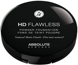 ABSOLUTE NEW YORK - HD FLAWLESS POWDER FOUNDATION (HONEYBEIGE)