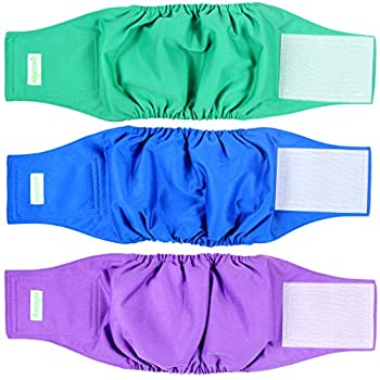 Best washable male dog diapers Reviews