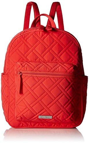 Vera Bradley Women's Microfiber Leighton Backpack, Canyon Sunset