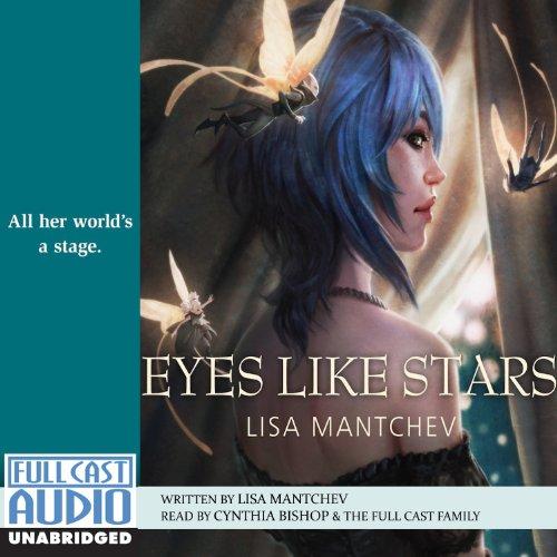 Eyes Like Stars audiobook cover art