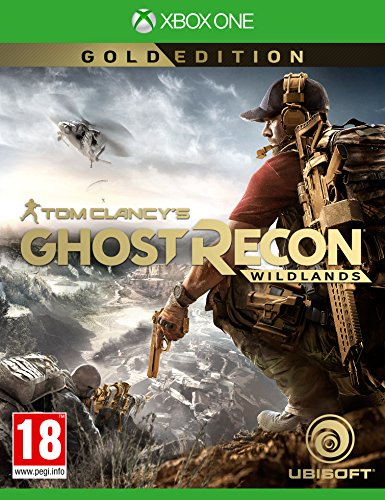 Ghost Recon Wildlands Gold Edition PS4