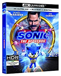 Amazon Opens Pre-Orders For Sonic the Hedgehog On 4K UHD, Blu-Ray & DVD