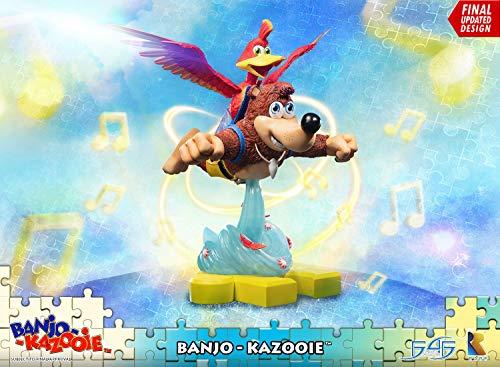 BANKAZREG Banjo Kazooie   Figura Coleccionable