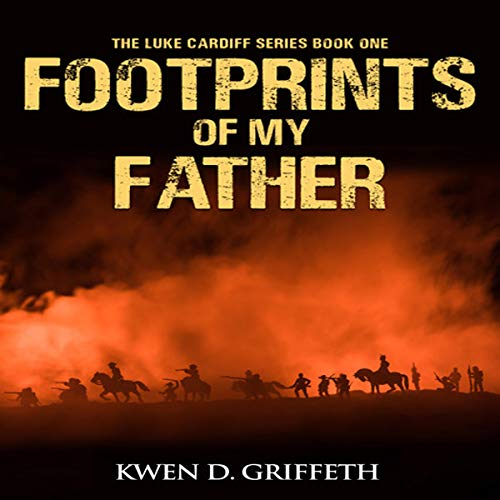 Footprints of My Father audiobook cover art
