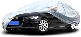 GLP 車のカバーはLaVida New Sagitar Bora、Jetta、Golf 7、Lingdu Grqy、PEVA/コットンライニング用です。 車のカバー完全に防水抗UV雨日焼け止め保護服のジャケット (Size : Jetta)