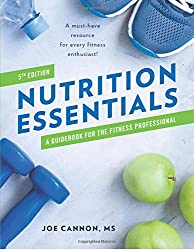 Personal Trainers Nutrition Book