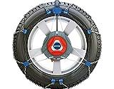 pewag - Catene da Neve per Auto Senza Ganci SERVOMATIK 9 MM GR 78 Mis 265/60 R14
