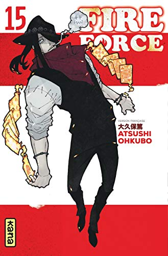 Fire Force Edition simple Tome 15