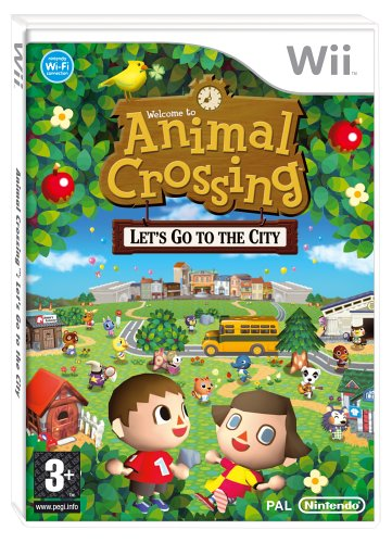 Animal Crossing: Let s Go To The City (Wii)