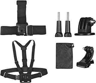 7 In 1 Outdoor Sports Action Camera Accessories Mount Kit for GoPro 7 Hero 6/5 Yi SJCAM AKASO EK7000 Brave 4 CAMPARK DBPOW...
