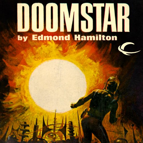 Doomstar audiobook cover art