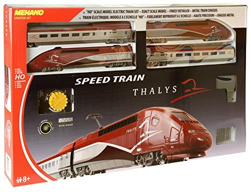 Mehano T106 - Thalys électrique échelle Train H0, réalisé sur la conception de True Thalysthe emballage peut différer
