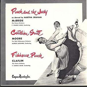 McBride, Moore & Claflin: Orchestral Works