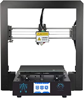 L.J.JZDY I3 Mega 3D Printer 3D Print Kits Parts Plus Size Full Metal Touch Screen Drukarka 3D Printer 3D Drucker 3D Printer