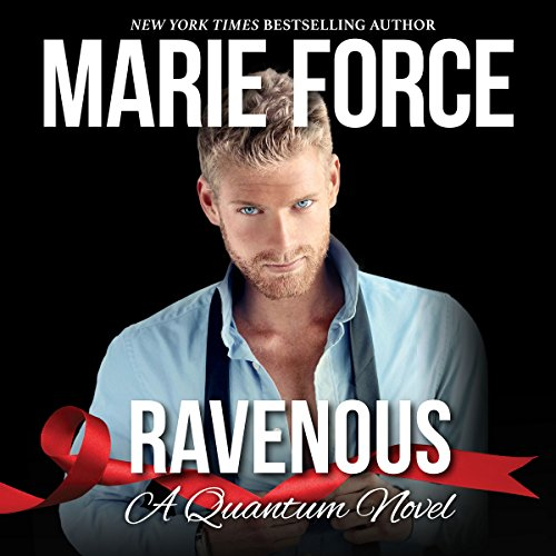 Ravenous audiobook cover art